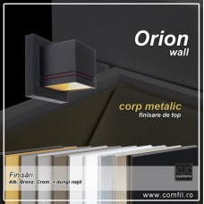 Lampa Orion Wall